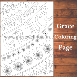 grace coloring pages pdf