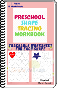 tracing shapes worksheets pdf download