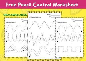 path tracing worksheets pdf free