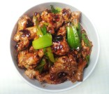 Grace-Styled Taiwanese Three Cup Chicken