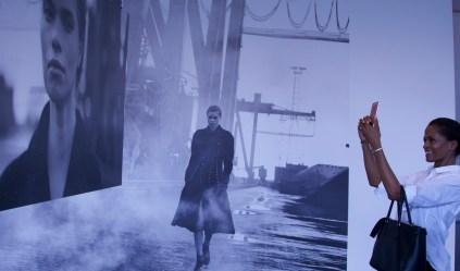 Peter Lindbergh Ausstellung Rotterdam Kunsthal München Nadja Auermann Tatjana Patitz Milla Jovovich 29