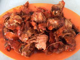 Sweet Sour Crab