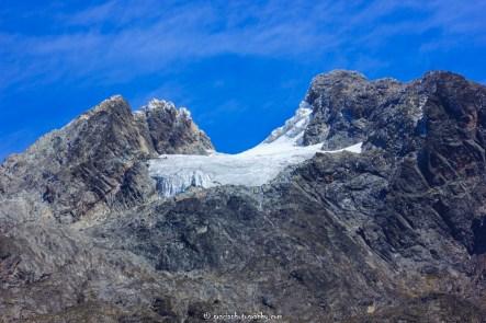 Mount Stanley Margherita Glacier Rwenzori Mountains Uganda