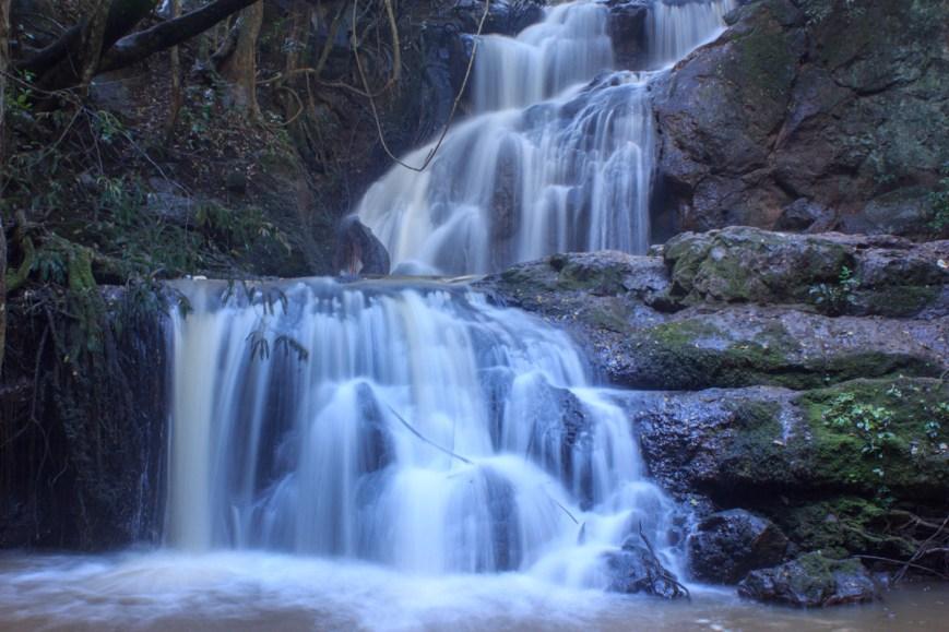Karura Waterfall Karura Forest Reserve Kiambu Kenya