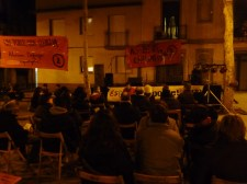 XErrada d'en Marcel Pich, de l'Esquerra Independentista de Mallorca