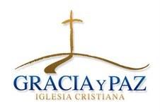 logo gracia y paz