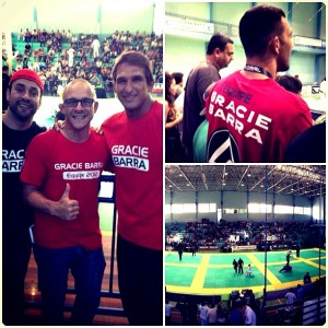 Gracie Barra Lisbon Open