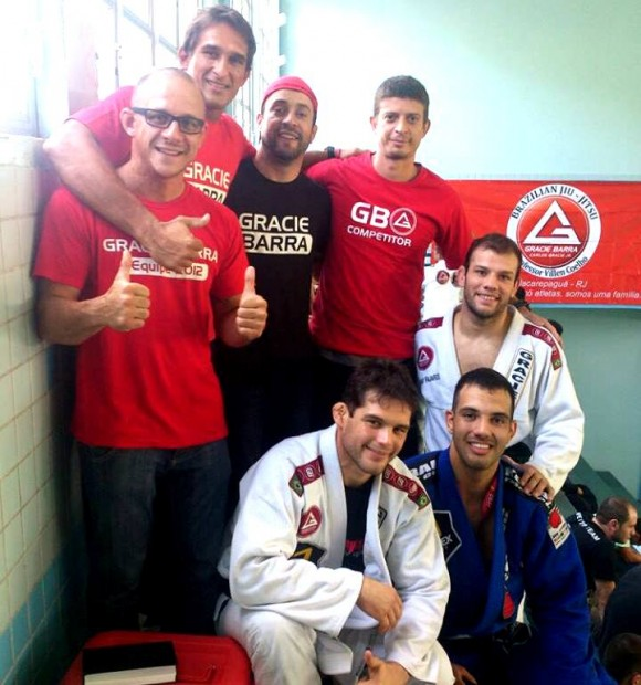 Gracie Barra Lisbon Open BJJ