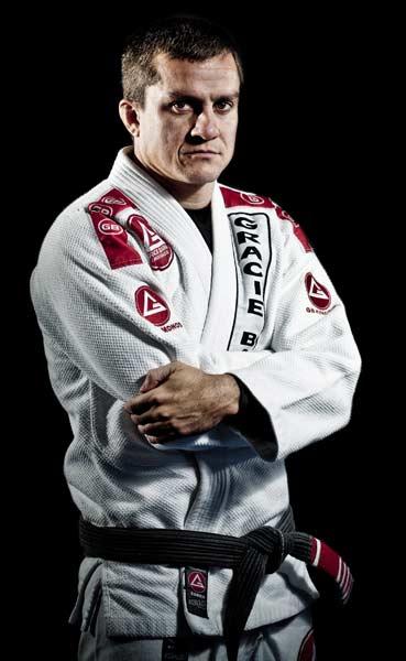 Gracie Barra Martial Arts Instructor