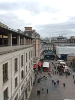 View from the top of the Royal Opera House