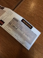 Tickets to go and see Wicked!