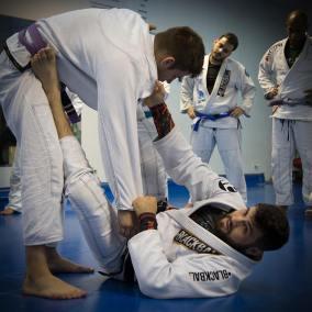 Jiu-jitsu detalhado