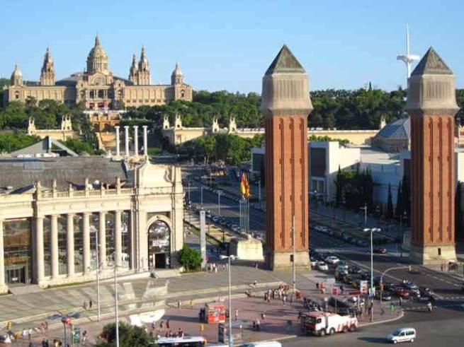 Las Arenas Barcelona