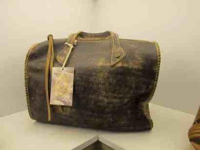 ASH Italian leather bag