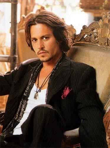 Johnny Depp Fashion Icon - He Knows how to dress (5)