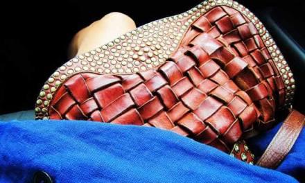 Campomaggi – Italian Leather Studded Bags