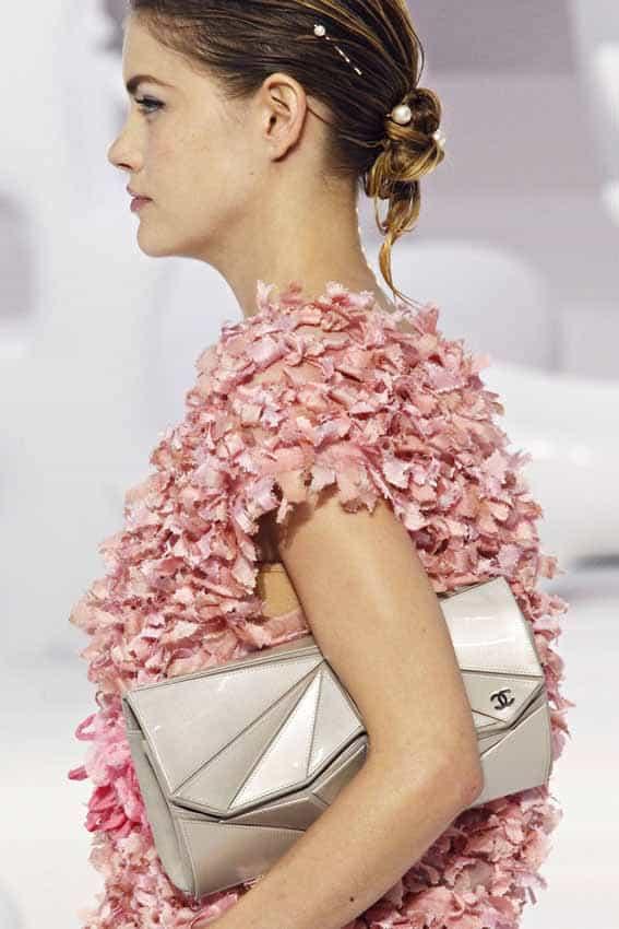 Chanel Spring 2012 handbag