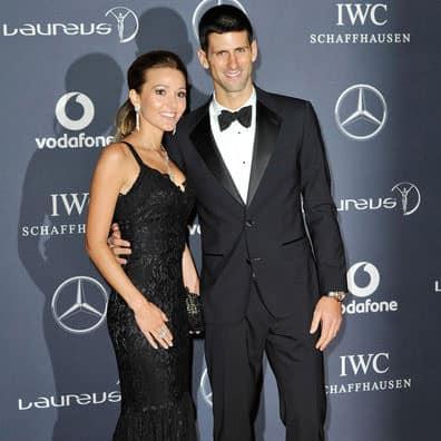 Jelena Ristic - Laureus World Sports 2012 Awards.