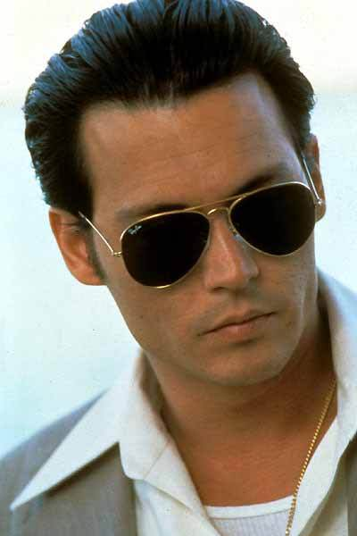 Johnny Depp Fashion Icon - He Knows how to dress - Wearing sunglasses