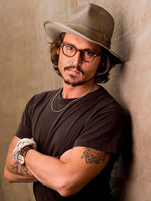 Johnny Depp Fashion Icon - He Knows How To Dress