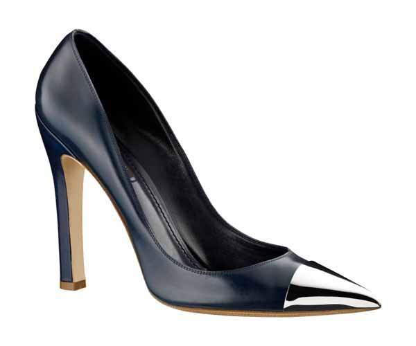 Pointed metal Tip courts Louis Vuitton 5