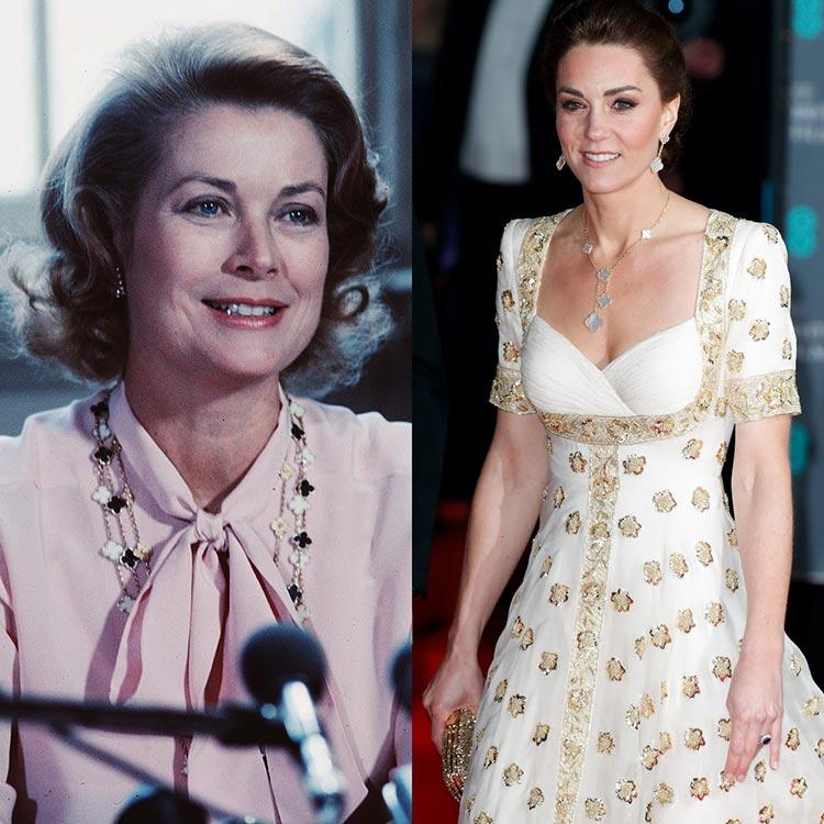 Grace kelly Kate Middleton