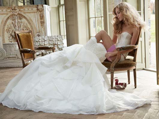corset dresses 2012