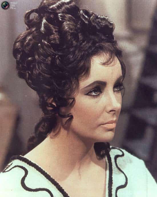 elizabeth taylor Fashion Icon - film, big hair, cleopatra