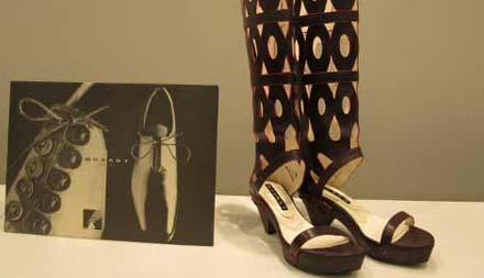 Muxart – Barcelona's Shoe Designer To Watch Out For