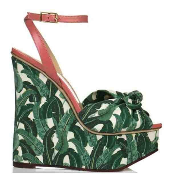 Charlotte Dellal – Spring Olympia Opulent Shoes.