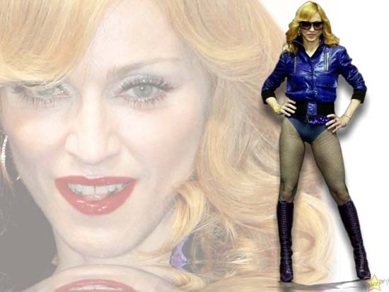 Madonna Fashion Icon for over 25 years (10)