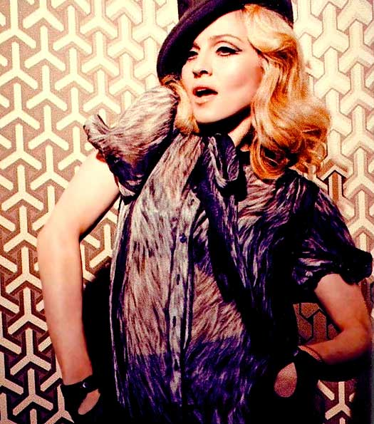 Madonna Fashion Icon for over 25 years (12)