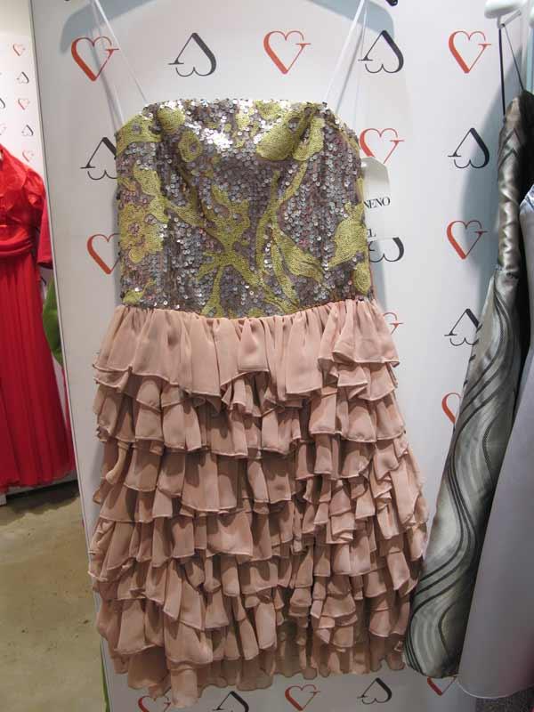 Veneno En La Piel dress beige
