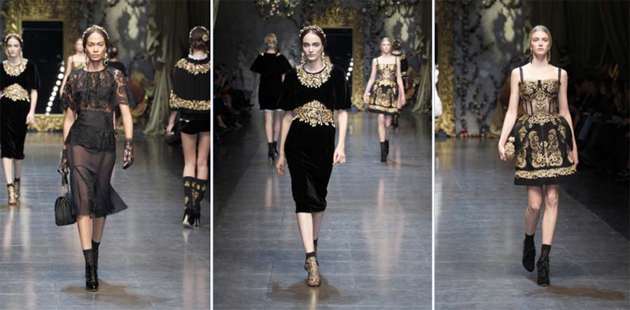 Back to Baroque – Next Year's Trend