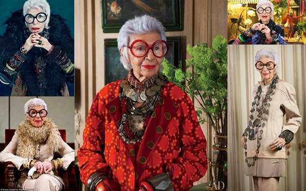 Iris Apfel Personal Obsessions