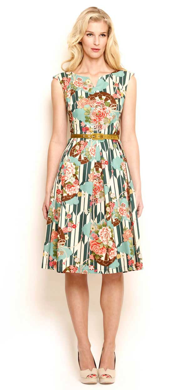 Maiocchi - Floral.Stylish.Vintage Inspired Dresses
