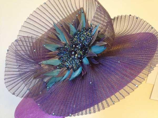 Lisa von Hallwyl Milliner –  Bridal, bespoke couture on your head