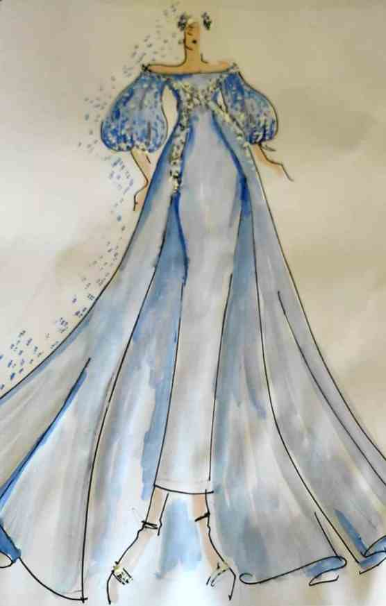 Bridgerton Fashion wedding dresses (2)