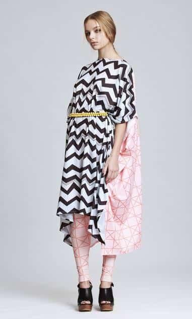 QooQoo Botanika - Hypnotic dress