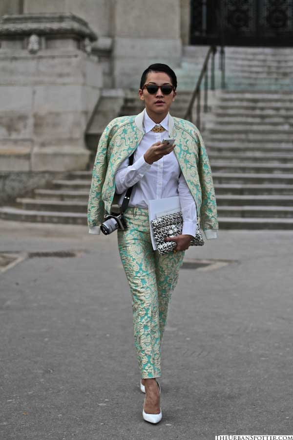 bright-colour-suits, lime green 2013