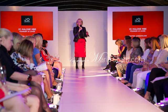 Jo Malone - at Wellchild women mean business