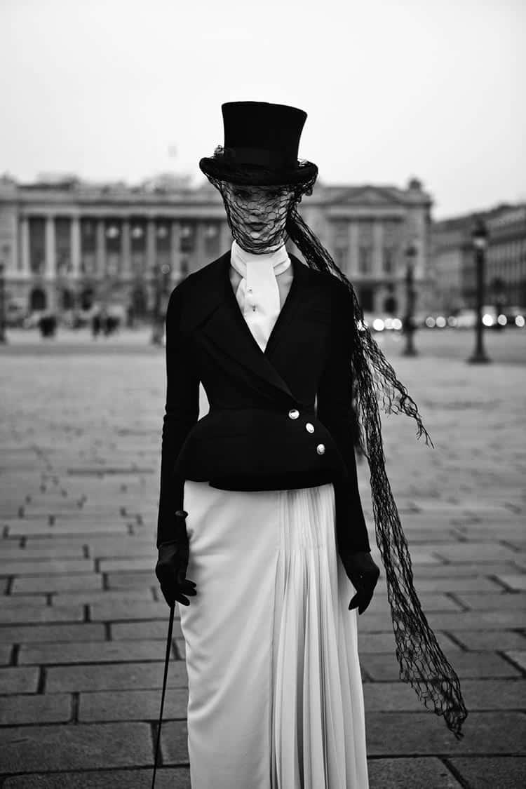 Dior Paris Top Hat