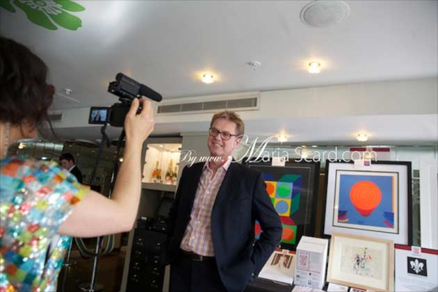 Jonty Hearnden – Video – Tips On How to Spot a Picasso