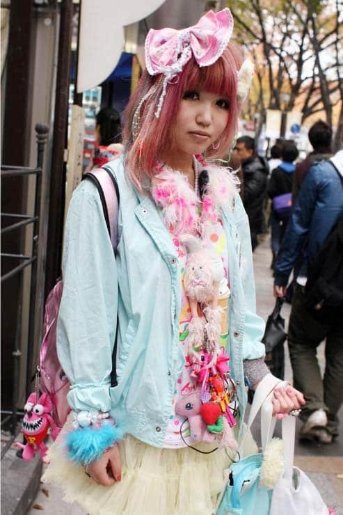 Tokoyo Fashion Decora Kei