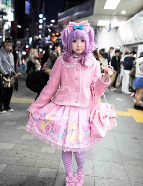 The Lowdown on Tokyo's Fashion Tribes