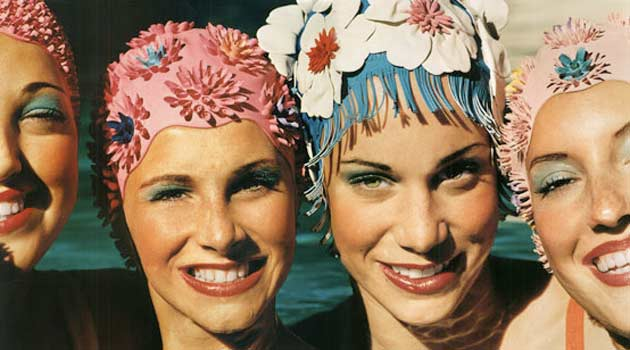 Vintage Swim Caps – Swim In Style