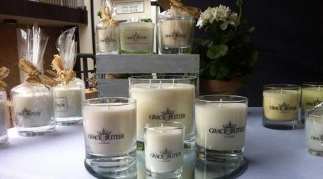 Spitalfields Market – Grace & Butler Scented Candles