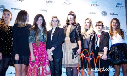 Bloggers Attend – WGSN Global Fashion Awards 2013