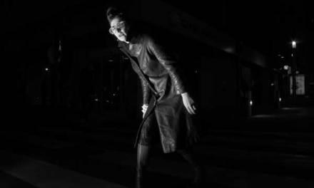 Leather Fashion Photo Shoot – I am the MATRIX