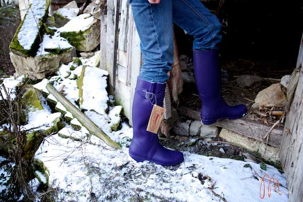 Rockfish Wellies - Link To Hope Charity - Maria Scard Photography